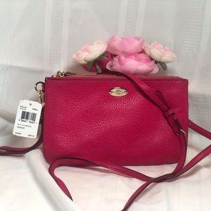 ~NEW~ Coach Cross-body purse